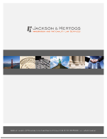 Jackson & Hertogs Services Brochure